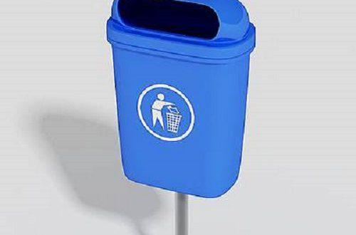 خرید سطل زباله پلاستیکی شهری