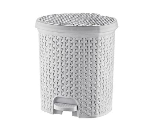 سطل زباله پلاستیکی پدالی