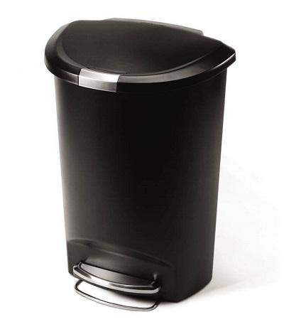 سطل زباله پلاستیکی بارز پلاستیک