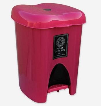 سطل زباله پلاستیکی کوچک آشپزخانه