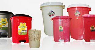 بهترین سطل زباله پلاستیکی خانگی