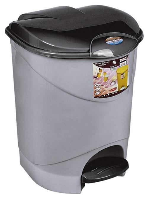سطل زباله پلاستیکی جدید ناصر
